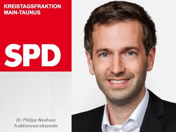 Dr. Philipp Neuhaus, Fraktionsvorsitzender